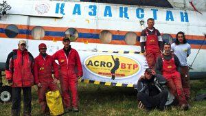 Acro BTP travaux Kazakhstan