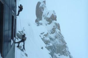 Aiguille du Midi Acro BTP